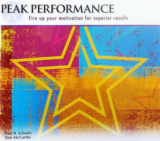 Peak Performance – a Paraliminal program