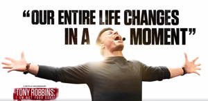 Tony Robbins Life and Business Strategies