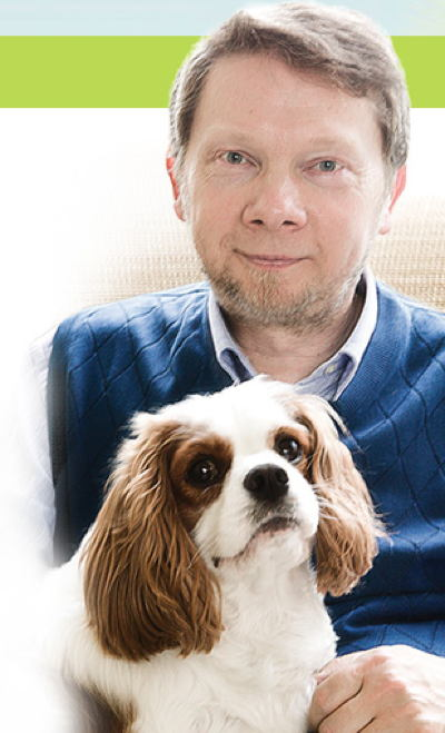 Eckhart Tolle Teaching The Power of Presence