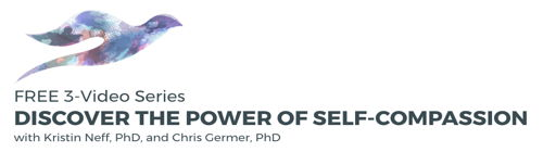 Discover the Power of Self-Compassion free video series