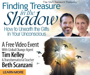 Finding Treasure in the Shadow with Tim Kelley and Beth Scanzani