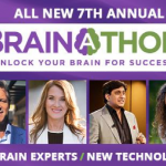 The free Brain-A-Thon event for financial and life success