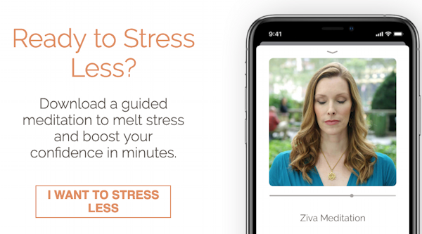 free Stress Less Guided Meditation
